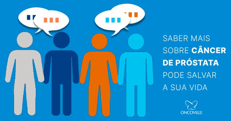No Brasil, o câncer de próstata é o segundo mais comum entre os homens – atrás apenas do câncer de pele não-melanoma.